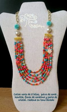 use with stash of color wood beads