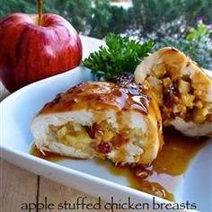 Apple Stuffed Chicken Breast Allrecipes.com