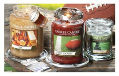 "Yankee Candle has ""Man Candles"" for Father's Day"