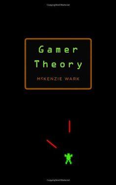 Gamer Theory by Mckenzie Wark https://www.amazon.co.uk/dp/0674025199/ref=cm_sw_r_pi_dp_G1tpxbSPEDR8D