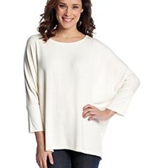 CUPIO Oversized Tunic NWT NWT! Amaaaaaaaaazingly soft and oversized comfy! I love this top! Retail $68  Size is S/M  Cupio Sweaters Crew & Scoop Necks