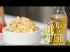 The Only Easy Mac and Cheese Recipe You'll Need | Cooking Tutorial - YouTube