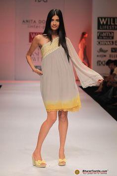 Anita Dongre Collection @ Wills Lifestyle India Fashion Week - Spring / Summer 2012 - Fashion Designs by Anita Dongre