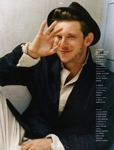 Jamie Bell Bell Image, Jamie Bell, Bruce Weber, Actors, Guys, Spring Fashion, Men's Fashion, Attractive People, Men's Style