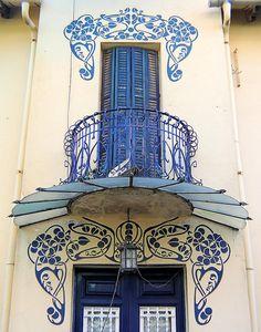 Barcelona - Colònia del Tibidabo 003 d by Arnim Schulz, via Flickr