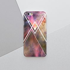 iPhone 5s Case Galaxy iPhone 6 Case Space by OhioDesignSpace