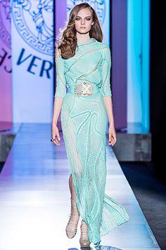 Versace - Atelier - 2012 Fall-Winter