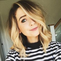Zoella as we know her today in 2017