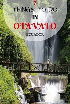 Places You Have To See In Ecuador Guayaquil Ecuador And Quito - Underrated escapes 10 tips and tricks for discovering quito ecuador