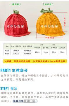 깜찍하고 귀여운 아기 모자 도안(2) : 네이버 블로그 Crochet Baby Hats, Baby Knitting, Knitted Hats, Beanie, Pattern, Caps Hats, Little Girls, Knit Caps, Patterns