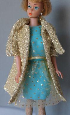 Barbie Glimmer Glamour Girl Barbie, Barbie Life, Barbie World, Antique Dolls, Vintage Dolls, Retro Vintage, Vintage Barbie Clothes, Doll Clothes, Malibu Barbie
