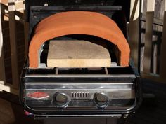 Turn your grill into a pizza oven!