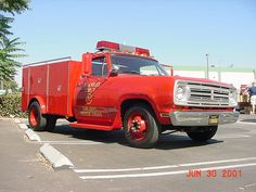 L.A. County Squad 51 from the TV Show Emergency
