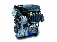 Engine of Hyundai i30