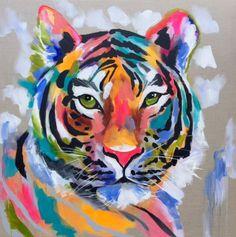 Tigers pride - art print