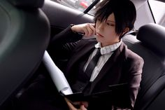 Yedan(예단) Jumin Han Cosplay Photo - Cure WorldCosplay