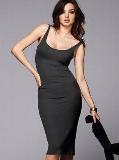 Hot Black Dress - RP Dress