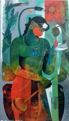 Lord Hanuman garden Hanuman Pics, Hanuman Images, Shri Hanuman, Hanuman Hd Wallpaper, Lord Hanuman Wallpapers, Lord Shiva Painting, Ganesha Painting, Avatar, Krishna Art