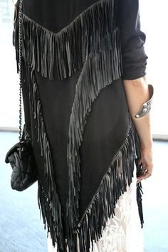 So much fringe!