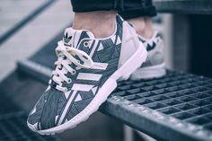 unstablefragments:  Adidas ZX Flux Weave via Allike StoreBuy it @ Allike Store |adidas UK | adidas US | Size? | SNS