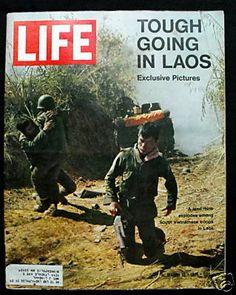 Vietnam War Tough Going Laos South Vietnamese Pictures 1971 March Life Magazine | eBay