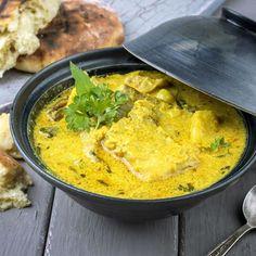Curry de poisson au Thermomix®