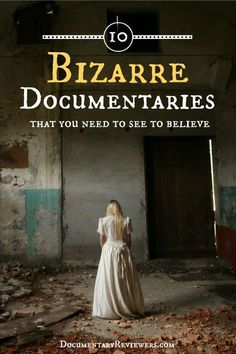 15 Weird Documentaries that are Truly Stranger than Fiction These weird documentaries are definitely the most bizarre films you will ever see! True crime, love gone wrong, and cults all make an appearance on this awesome documentary list! Good Documentaries To Watch, Scary Documentaries, Netflix Movies To Watch, Good Movies To Watch, Most Interesting Documentaries, Health Documentaries, Fashion Documentaries, Netflix Tv, Castle Tv