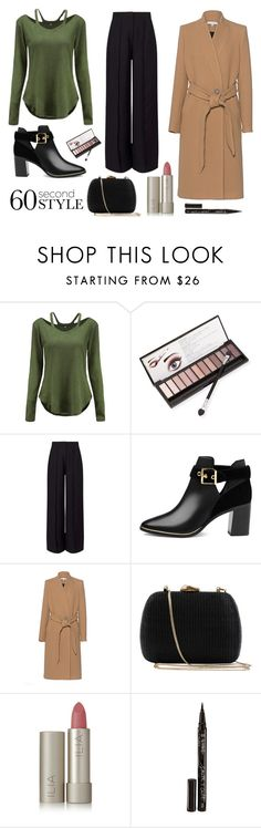 """Family Dinner"" by bloguerosa on Polyvore featuring Neiman Marcus, Miss Selfridge, Ted Baker, IRO, Serpui, Ilia and Smith & Cult"
