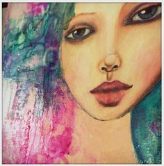 Artist: Suzi Blu Workshop: Into the Light - Creating Ethereal Portraits https://www.etsy.com/listing/224588576/into-the-light-online-art-workshop-with?ref=shop_home_active_11