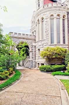 Rhodes Hall Atlanta wedding venue