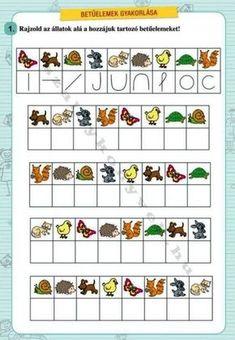 Preschool Writing, Kindergarten Math Worksheets, Kindergarten Lessons, Dyslexia Activities, Preschool Learning Activities, Visual Perceptual Activities, 1st Grade Crafts, Math Patterns, Coding For Kids