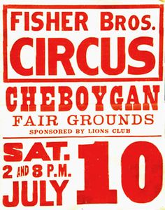 ISHER BROS. returned to the area again in 1976 when they played Mackinaw City, Michigan on July 9th and Cheboygan, Michigan on the 10th.