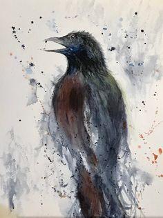 Drawing Owls, Animal Drawings, Raven's Cry, Tattoo Drawings, Art Drawings, Raven Wings, Raven Tattoo, Crows Ravens, Viking Symbols