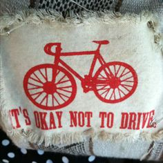 """Shifting our attitudes from """"Have To Drive."""""""