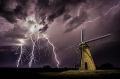 Storm Over Holland By Craig Eccles