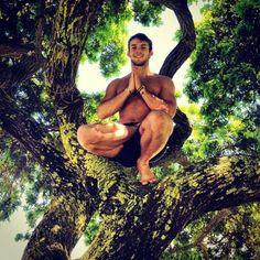 ;) dudes doing yoga http://weighttrainingexercisesecret.blogspot.com