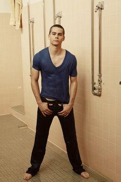 Dylan O'Brien a.k.a Stiles. :)