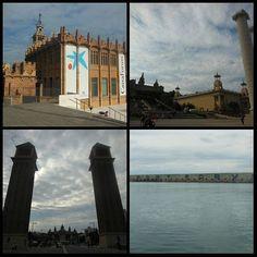 Descubriendo la belleza de #Barcelona en el #EuropeosViajerosenCataluña.