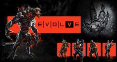 Evolve – Details patch release, bug fixes and skins added