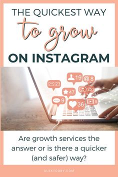 When it comes to 'how to grow on instagram' you have two options. Do it yourself or have someone else do it for you. The second option is A LOT riskier! Check out this blog for my current Instagram growth strategies and instagram growth tips #instagramgrowthstrategies #instagramgrowthtips #howtogrowoninstagram Content Marketing, Social Media Marketing, Affiliate Marketing, Instagram Story Ideas, Instagram Tips, More Followers On Instagram, Second Option, Blog Planner, Blogging For Beginners