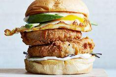 Recipe: Fried Green Tomato Sandwich