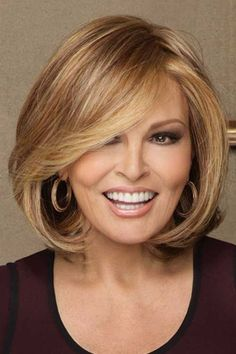 Bob Hairstyles for Women Over 50's