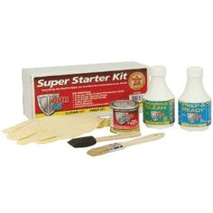 POR-15 Super Starter Kit