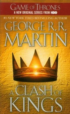 A Clash of Kings (A Song of Ice and Fire, Book 2) by George R.R. Martin,  Worcester Fiction PS3563.A7239 C53 2011  http://librarycatalog.becker.edu/search~S0/i?SEARCH=0553579908
