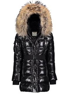 GIRLS MILLENNIUM | SAM. Winter Is Comming, Down Coat, Pocket Detail, Mid Length, Winter Jackets, Toddler Girls, Kid, Fashion, Winter Coats