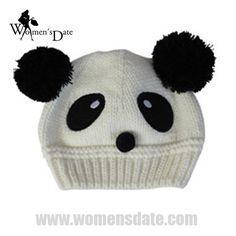 5.96$  Buy now - http://ali3hz.shopchina.info/go.php?t=32801775657 - WomensDate 1Pc Baby Knitted Hats New 2017 Autumn Winter Boy Girls Warm Lovely Animal Panda Crochet Cap Baby Kids Beanie Hats 5.96$ #aliexpress