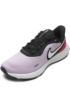 Tênis Nike Wmns Downshifter 7 CinzaRosa Compre Agora