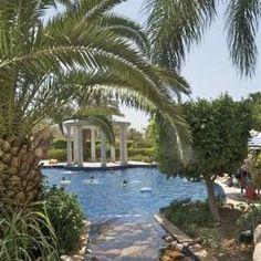 Movenpick Hotel, Aqaba, Jordan, on the Red Sea -- in May!!