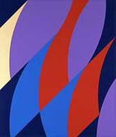 View Large Fragment by Bridget Riley at Karsten Schubert in London, United Kingdom. Discover more artworks by Bridget Riley on Ocula now. Bridget Riley Art, Dazzle Camouflage, Hard Edge Painting, Art Articles, Art Club, Geometric Art, Op Art, Female Art, Modern Art