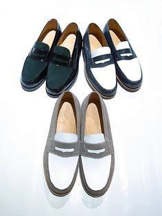 Luxe Chapter Two : J.M Weston J.M. Weston Loafers 180. http://frenchisgood.com/j-m-weston-luxurious-shoemaker/
